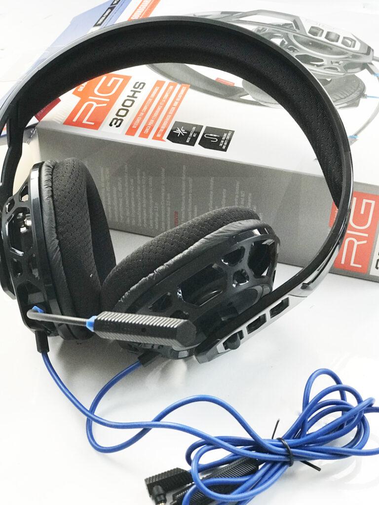 Plantronicsde nieuwe lijnRIG 300 gaming headsets voor PlayStation 4, koptelefoon voor PS4