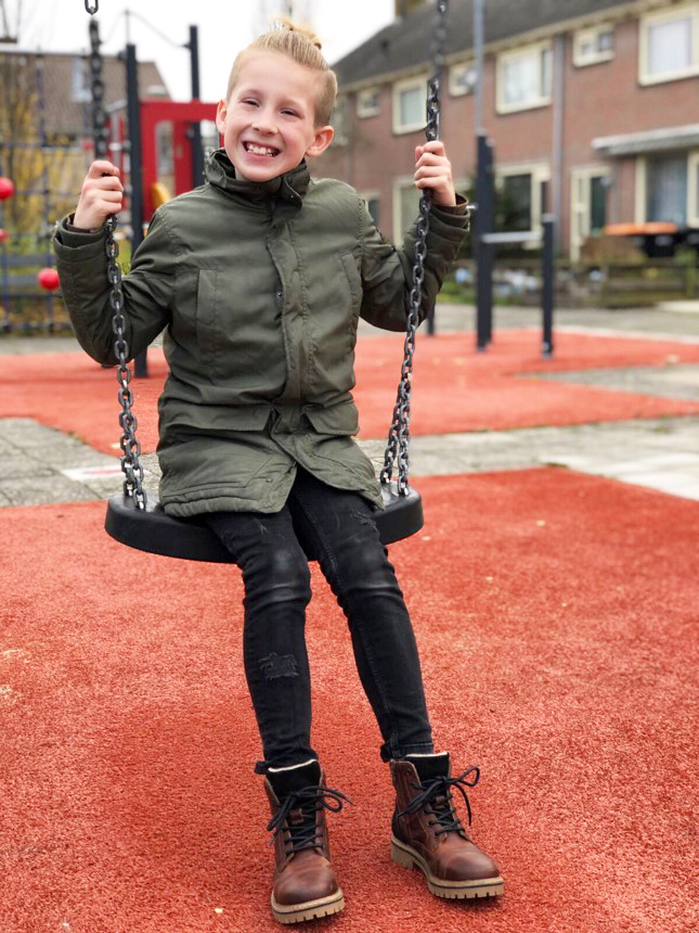 leren kinderschoenen, stoere enkellaars jongen, goede kinderschoenen, bristol, boyslabel review kinderschoenen