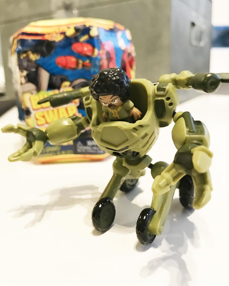 ready2robot, boyslabel, review, verrassingsei, verrassingspakket speelgoed