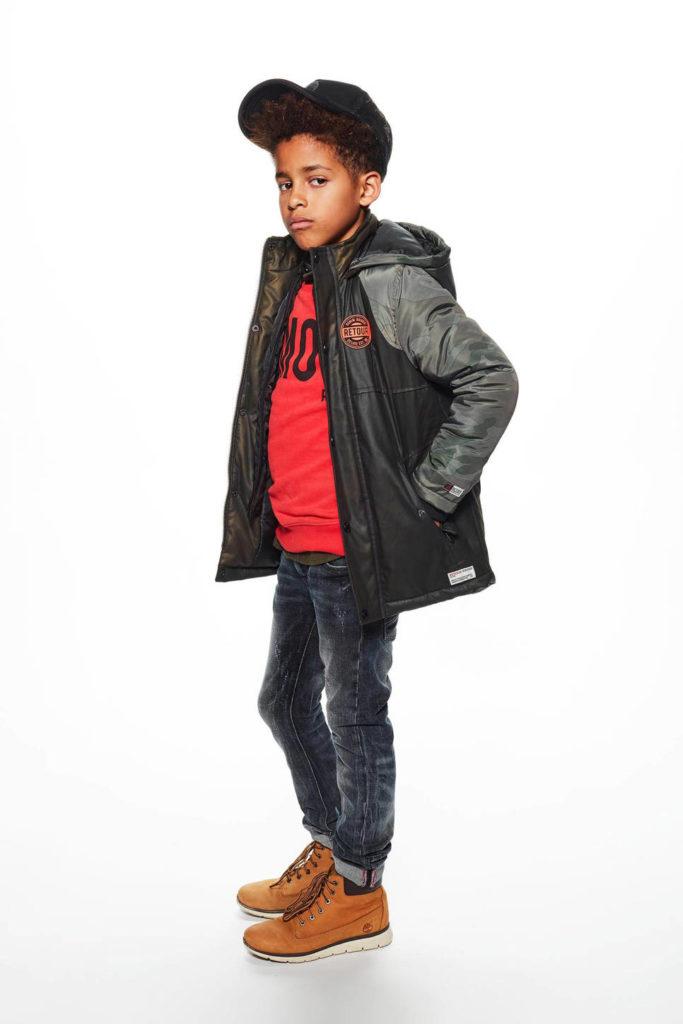 retour-denim-winterjas, wintersale, winter sale kinderkleding, uitverkoop kinderkleding, winterkleding korting