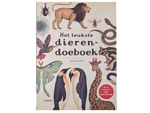 dieren doeboek