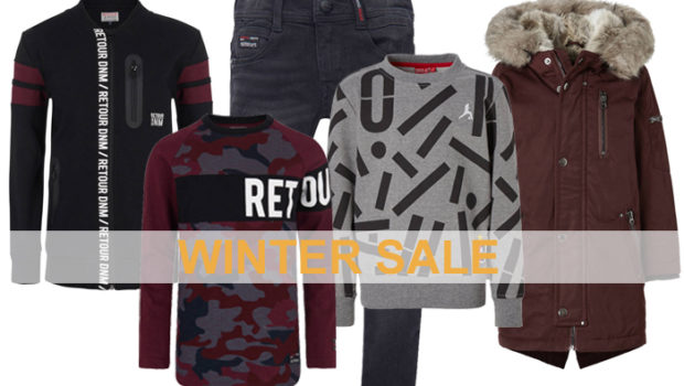 winter sale kinderkleding