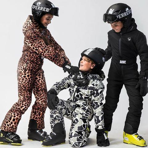 kinder skikleding, superrebel skikleding, skikleding collectie 2019