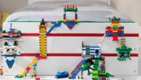 lego kamer, legokamer inspiratie, jongenskamer