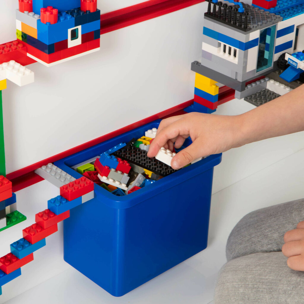 lego kamer, lego bed