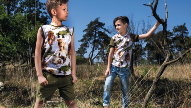 LEGENDS22, camouflage print, stoer jongensvest, kinderkleding, jongenskleding, zomerkleding jongens, stoere jongenskleding, boyslabel, dierenprints kinderkleding