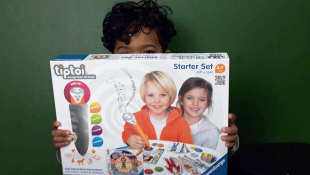 educatief speelgoed, tip toi, tip toi ravensburger, ravensburger, tip toi startset, tip toi menselijk lichaam, speelgoedreview
