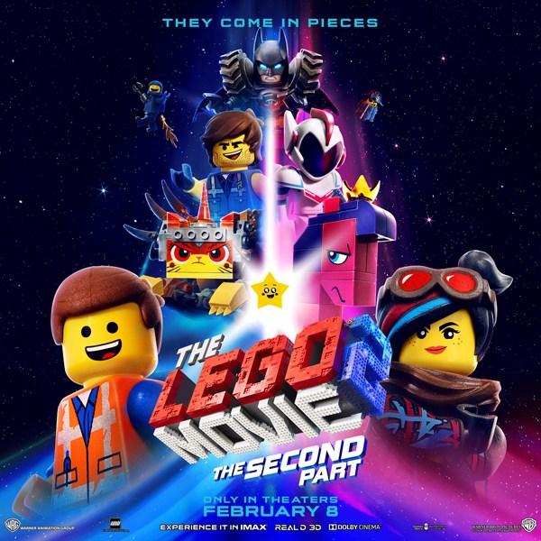 LEGO MOVIE 2, LEGO film