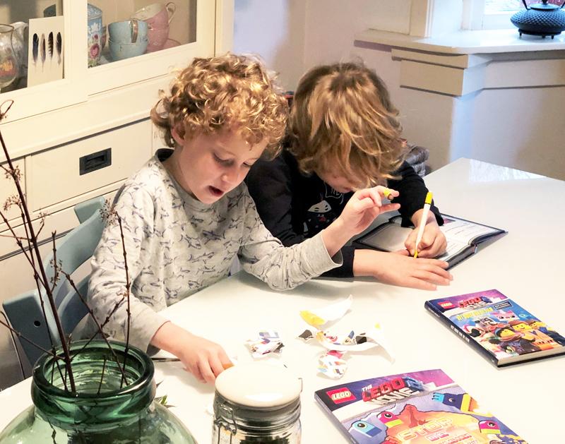 The LEGO Movie 2, lego boeken, kinderboeken, lego doe boeken