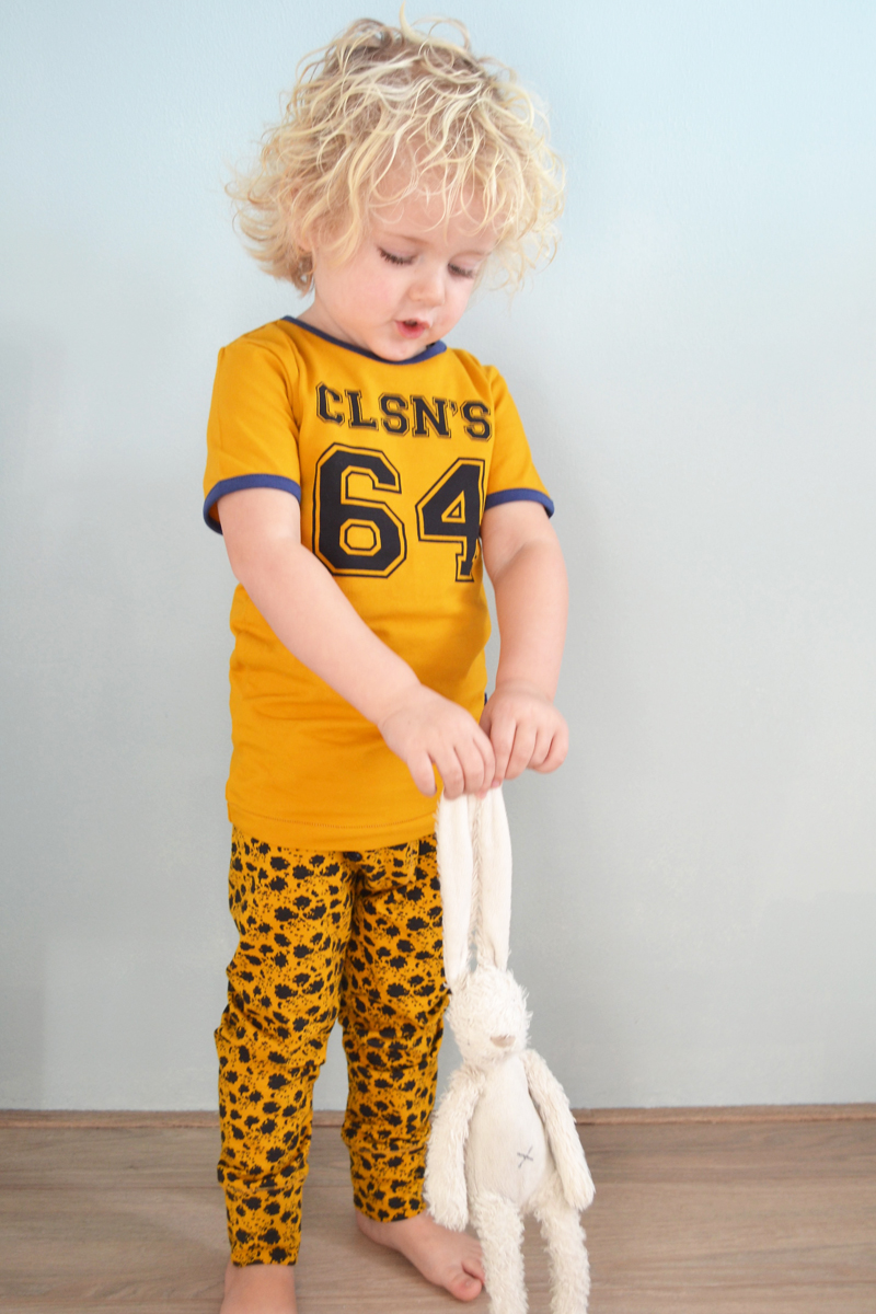 kinderpyjama, claesens pyjama