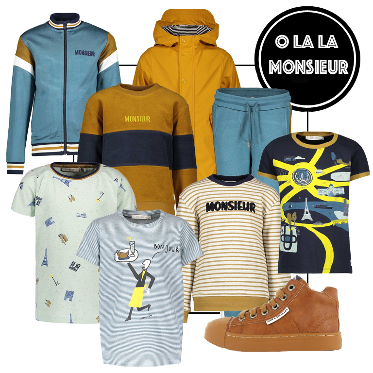 parijs trend, paris print, jongenskleding, get the look, shop the look, jongensmodeblog, trendy jongenskleding