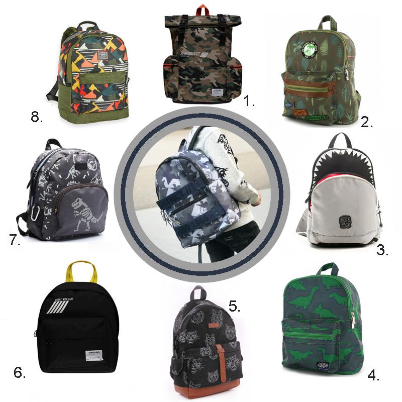 stoere jongenstassen, tassen voor jongens, jongens tassen