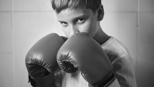vechtsport voor kinderen, boksen voor kinderen