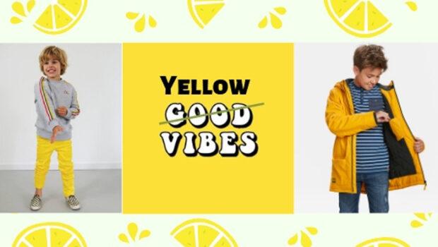 yellow kidsfashion, kinderkleding geel, gele kinderkleding, kinderkleding trend, gele jongenskleding, boyslabel, jongensmodeblog
