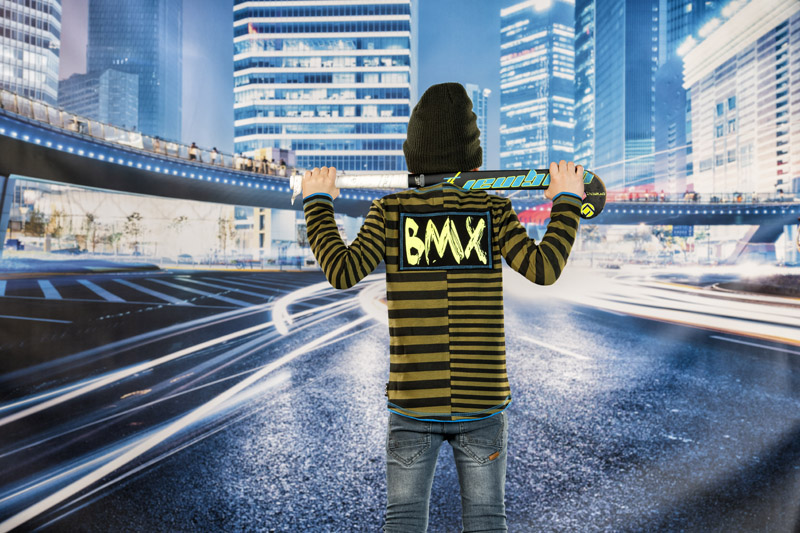 bmx shirt, legends 22, stoere jongenskleding