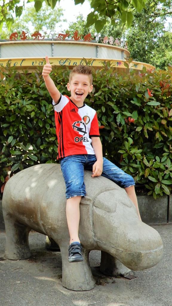 dagje uit in Rotterdam, Rotterdam is Feyenoord, De Kuip bezoeken, dierentuin blijdorp