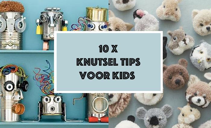 Wonderbaar Knutselen met je kind; knutsel ideeën en inspiratie voor kinderen KP-49