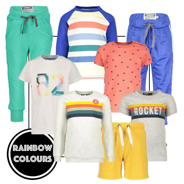 voorjaarskleding, Get the Look jongens, voorjaar- en zomerkleding
