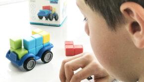 smartcar mini, smartgames, denkspel