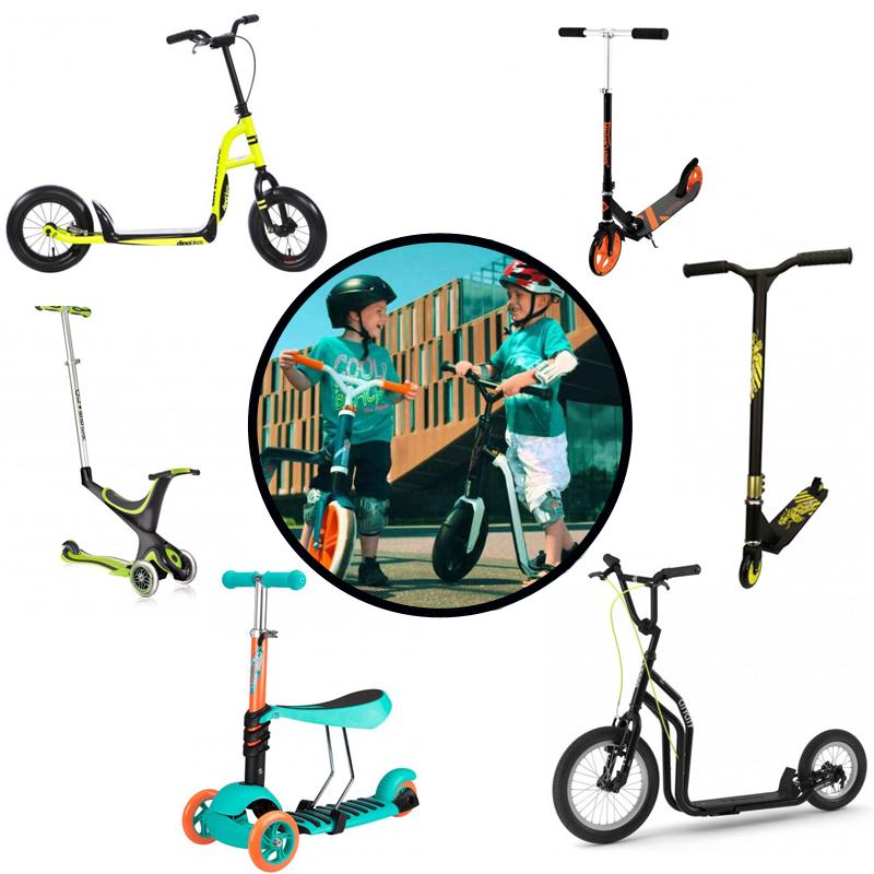 steppen, stuntsteppen online kopen, steppenstore, kinderstep