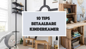 tips betaalbare kinderkamer, low budget kinderkamer