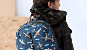 zebra tas, rugtas met vliegtuigen, stoere jongenstasse, kindertassen, jongens rugzak, stoere kindertassen