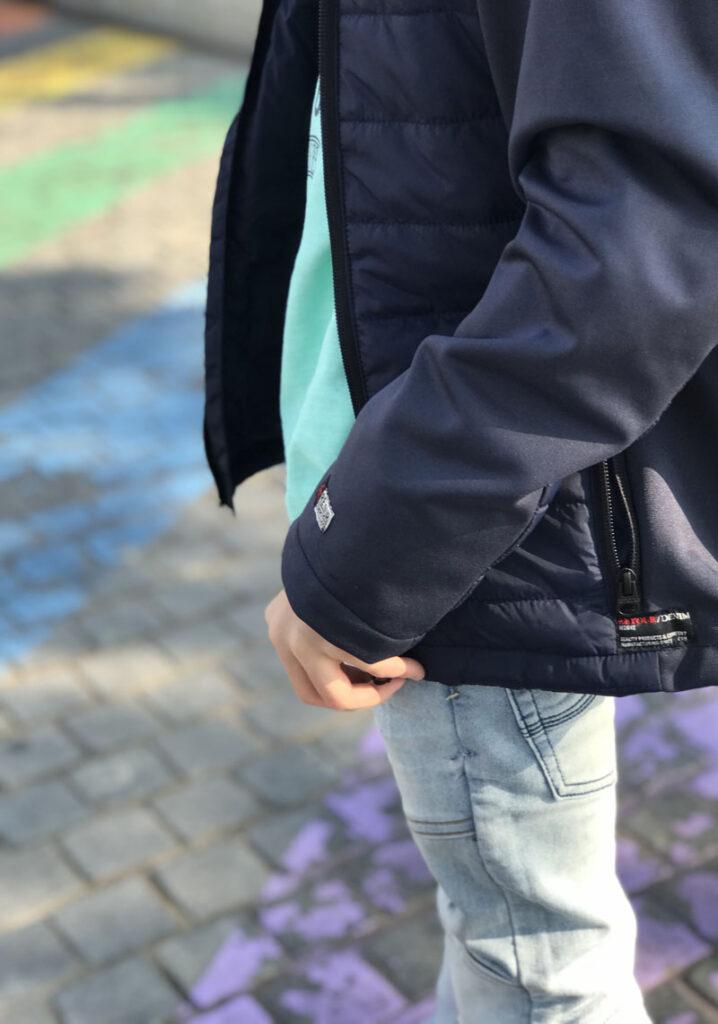 zomerjas kind, jas jongen, retour jeans jassen