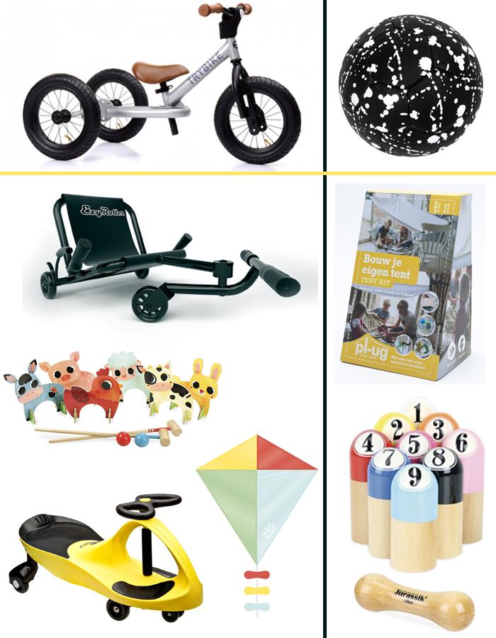 buitenspeelgoed voor jongens, jongens speelgoed, trybike, plasmacar, stoer buitenspeelgoed