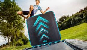 buitenspeelgoed jongen, flatground aerowall, trampoline, aerowall trampoline, buitenspeelgoed, stoer buitenspeelgoed