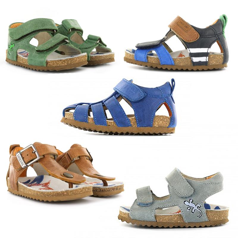 jongens sandalen, kindersandalen, stoere jongenssandalen, zomerschoenen kind