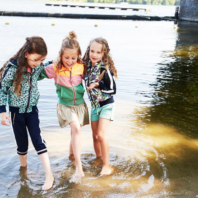 meisjes zomerjas, nono meisjesjassen