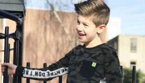 stoere jongenskleding, boyslabel, jongens t-shirt, stoere t-shirts, stoere longsleeve jongen, longsleeve army print