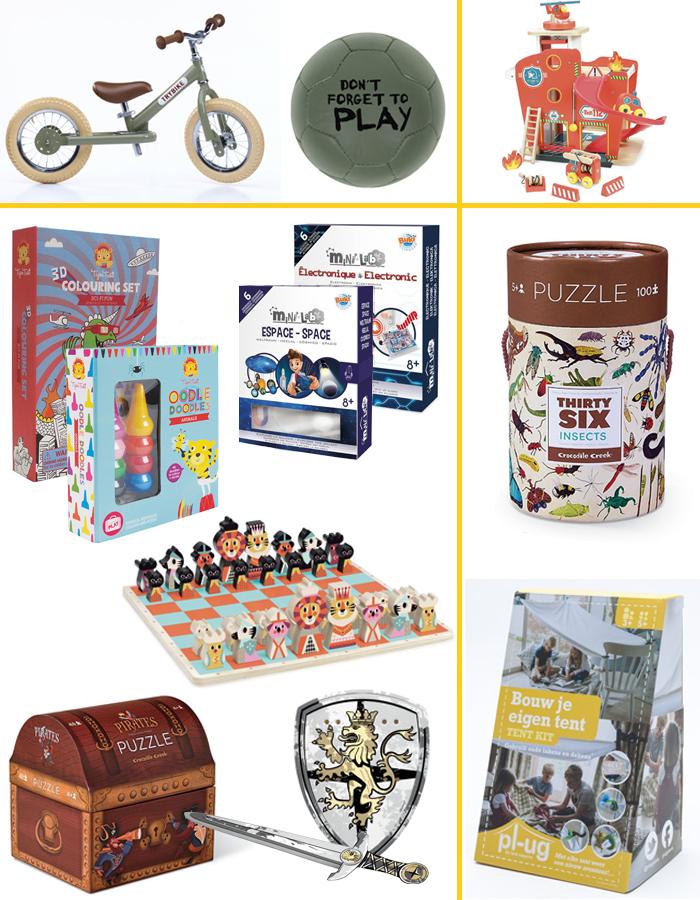 jeetjemineetje speelgoed, hip kinderspeelgoed, vanpauline, trybike, eerste schaakspel, tiger tribe