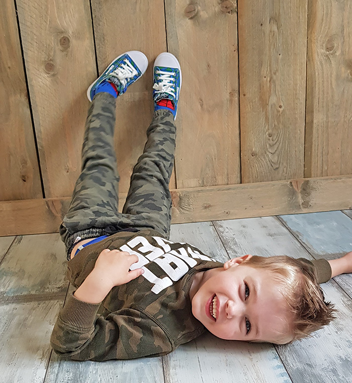 boyslabel, shoeme test, shoesme review, dino sneakers, jongensschoenen