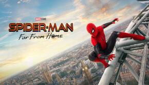 spiderman, spider-man far from home, bioscoopkaartjes winnen