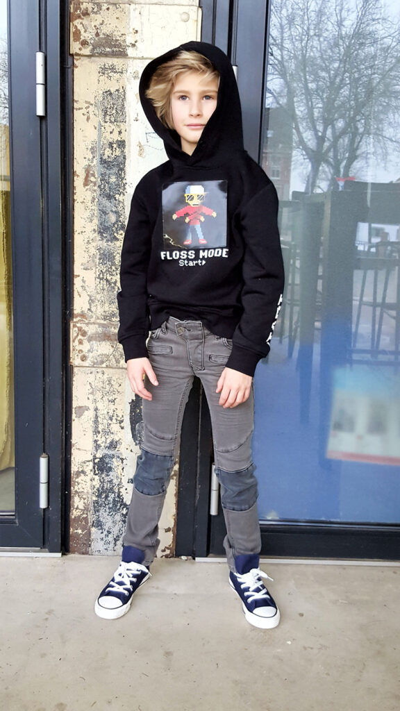 stoere kinder jeans, stoere spijkerbroek voor jongens, mad monkeys sale, mad-monkeys