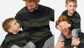 twinning met papa, vader zoon kleding, twinning kleding jongens