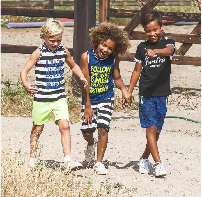 bnosy summer 2019, bnosy zomerkleding, jongenskleding sale, bnosy korting, jongenskleding korting