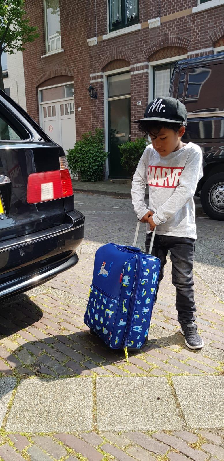 trolley voor kinderen, reisenthel koffer, reisenthel trolley, reisenthel kinderen