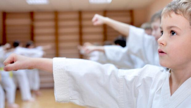 mijn kind wil op judo