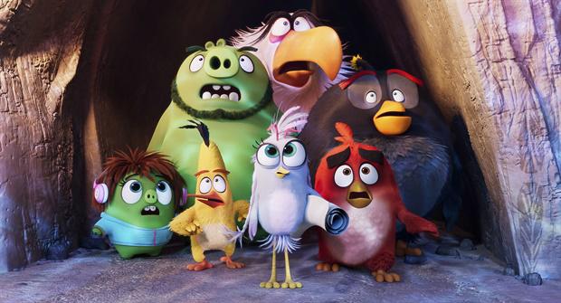 angrybirds2, win bioscoopkaartjes