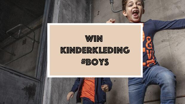 win kinderkleding, kinderkleding winnen, winactie boyslabel
