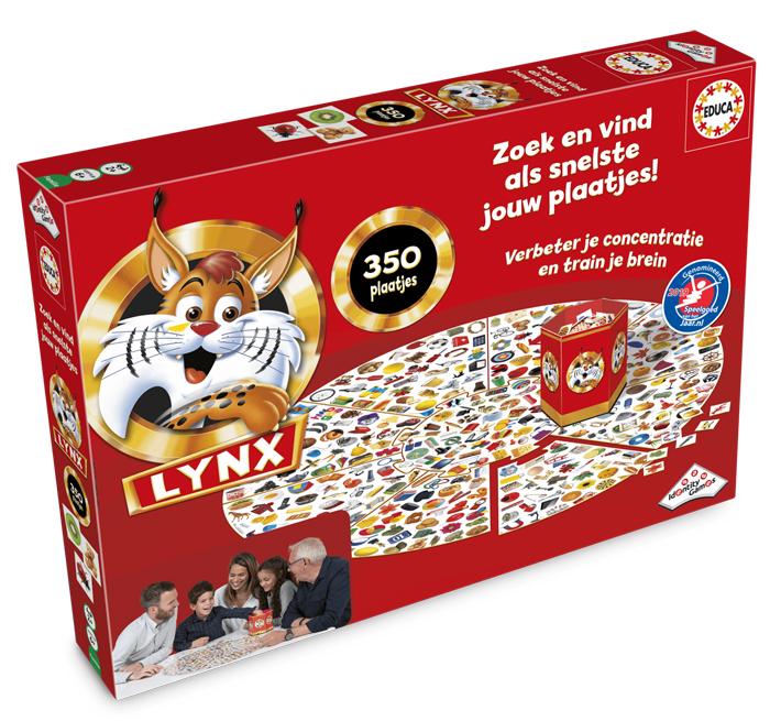 lynx, lynx bordspel