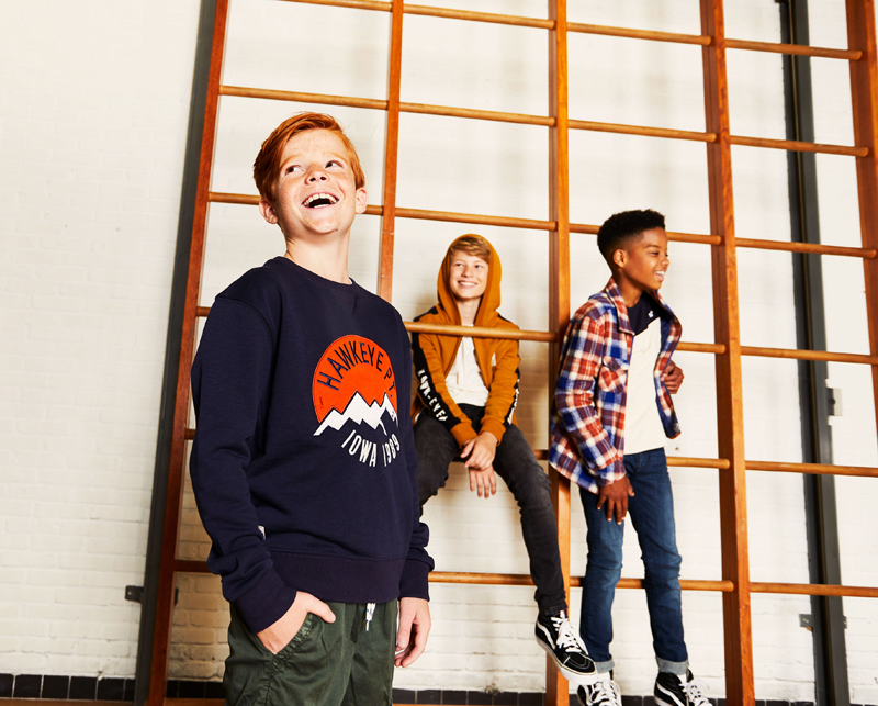 tienerkleding, america today, herst winter 2019-2020, boysfashion