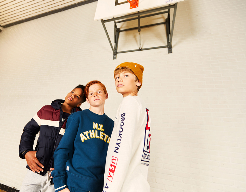 tienerkleding jongens, america today kinderkleding, kindermode winter 2019