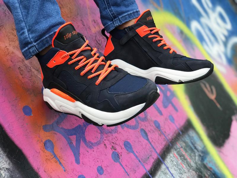 HIP sneakers, hippe jongensschoenen, stoere jongens sneakers