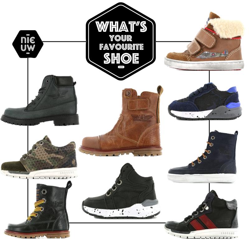 Shoesme kinderschoenen, hippe jongensschoenen, boyslabel, jongensschoenen