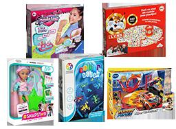 genomineerd speelgoed van het jaar, speelgoed 6 jaar, speelgoed kind 7 jaar