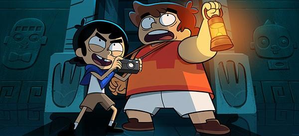 kinderserie, televisie serie voor jongens, leuk voor jongens