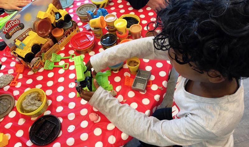 playdoh voor jongens, jongensklei, speelgoed trends